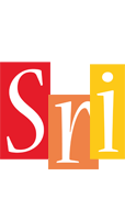 Sri colors logo