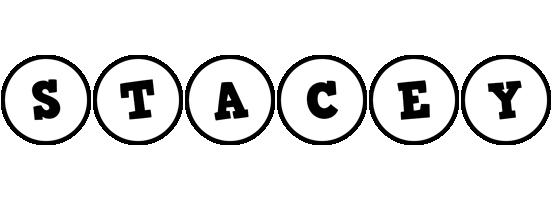 Stacey handy logo