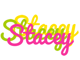 Stacey sweets logo