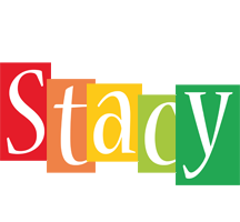 Stacy colors logo
