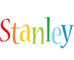 Stanley birthday logo