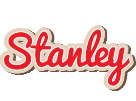 Stanley chocolate logo