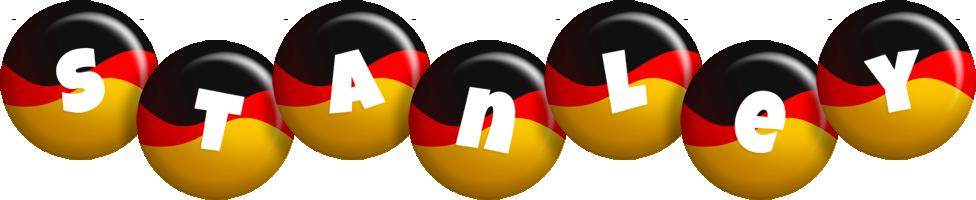 Stanley german logo