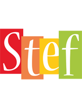 Stef colors logo