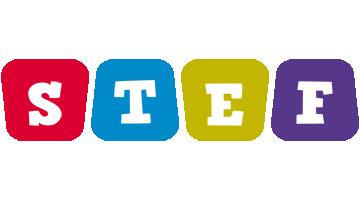 Stef daycare logo
