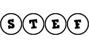 Stef handy logo