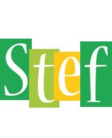 Stef lemonade logo