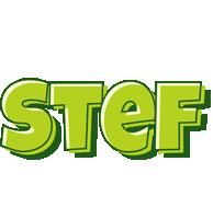 Stef summer logo