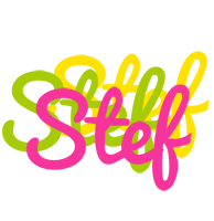 Stef sweets logo