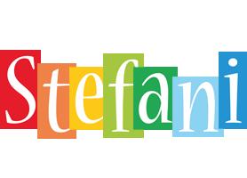 Stefani colors logo