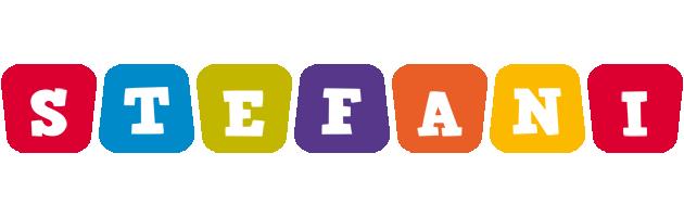 Stefani daycare logo