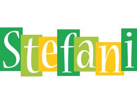 Stefani lemonade logo