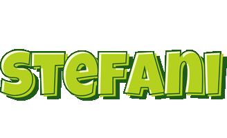 Stefani summer logo