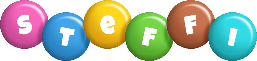 Steffi candy logo