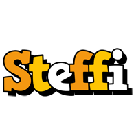 Steffi cartoon logo