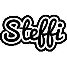 Steffi chess logo