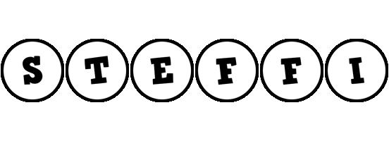 Steffi handy logo