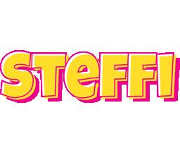 Steffi kaboom logo