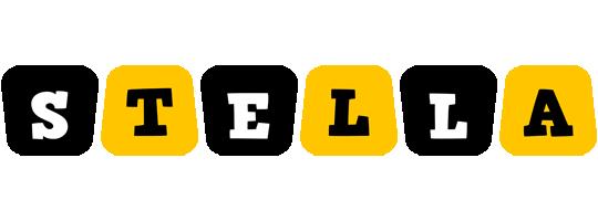 Stella boots logo