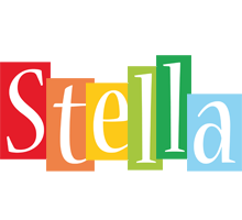 Stella colors logo
