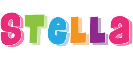 Stella friday logo