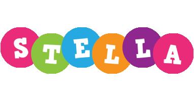 Stella friends logo