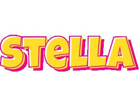Stella kaboom logo