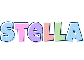 Stella pastel logo