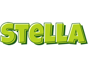 Stella summer logo