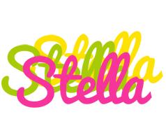 Stella sweets logo