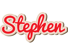 Stephen chocolate logo