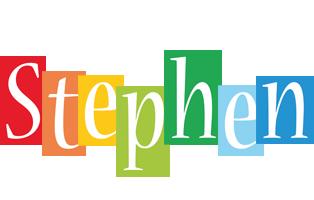 Stephen colors logo