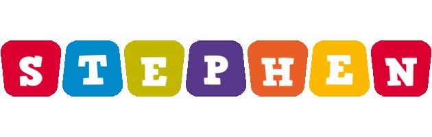 Stephen daycare logo