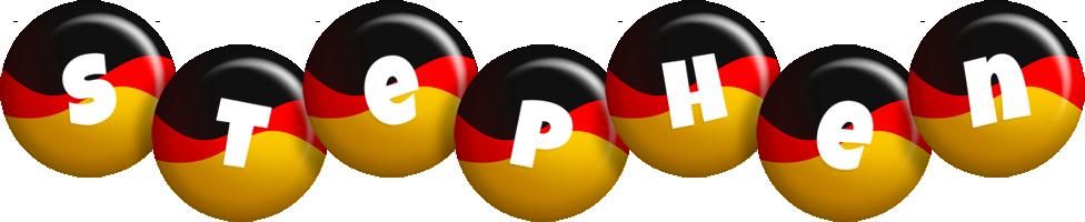 Stephen german logo