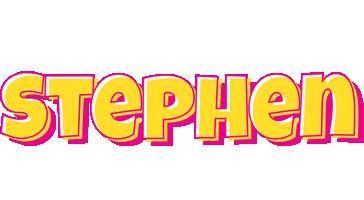 Stephen kaboom logo