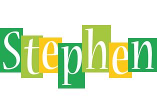 Stephen lemonade logo