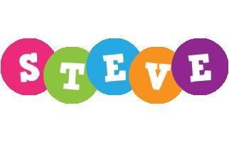 Steve friends logo