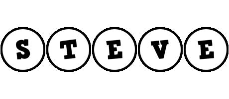 Steve handy logo