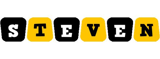 Steven boots logo