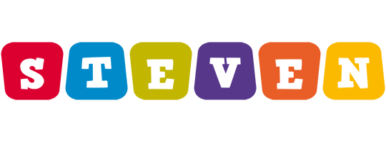 Steven daycare logo