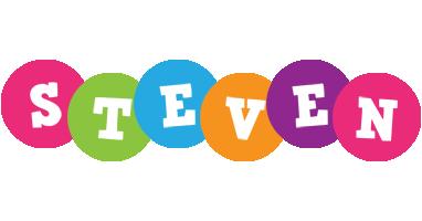 Steven friends logo