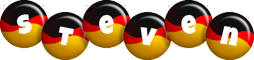 Steven german logo