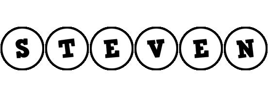 Steven handy logo