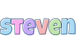 Steven pastel logo