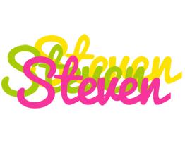 Steven sweets logo
