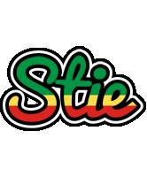 Stie african logo