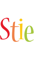Stie birthday logo