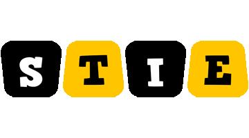 Stie boots logo