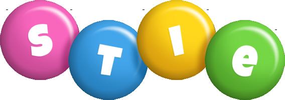 Stie candy logo