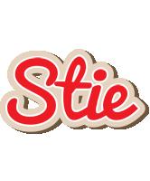 Stie chocolate logo